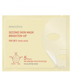 Купит Innisfree Second Skin Mask Brighten-Up Киев, Украина